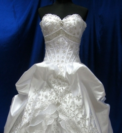 Baroque bruidsjurk BG981