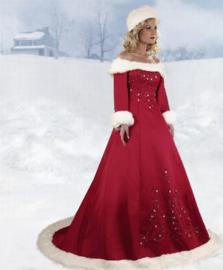 Kerst/winterbruid KR28