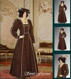 Renaissance jurk 89