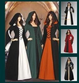 Gothic jurk GJ44