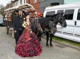 Country huwelijk Anneken en Patrick