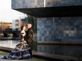 Huwelijk Nirja en Leo 2