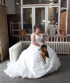 Huwelijk Anneke en Rob 2