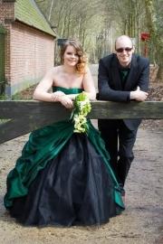 Huwelijk Gerty en Brian 2