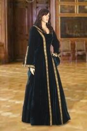 Gothic/Renaissance jurk 10