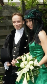 Huwelijk Sanne en Tim 2