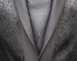 Schitterend 4 delige trouwkostuum ZW019
