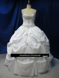 Baroque bruidsjurk 58335