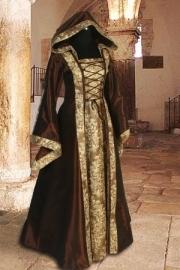 Renaissance Gothic jurk GR26