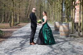 Huwelijk Gerty en Brian