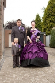 Huwelijk Petra en Tim
