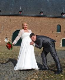 Huwelijk Ellen en haar man