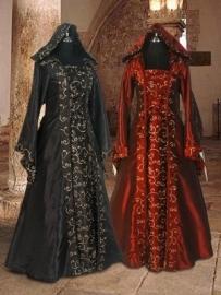 Renaissance Gothic jurk GR27
