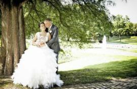 Huwelijk Marjolein en Paul
