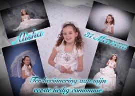 Communie Alisha 2