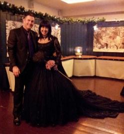 Huwelijk Debbie en Arie.