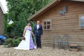 Huwelijk Marianne en Peter