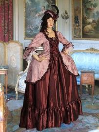 Baroque jurk 301