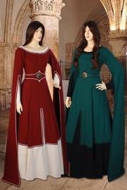 Middeleeuwse jurk 98