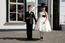 Huwelijk Carolien, Dion,  Jorden en Rosalie 2