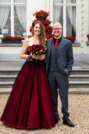 Huwelijk Shelly en haar man Tim