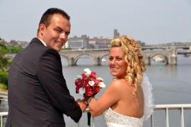 Huwelijk Simone en Rachid 2