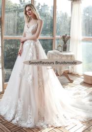 Bruidsjurk 4187