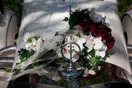 Eline bruidsboeket