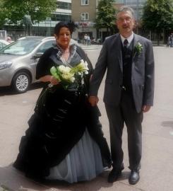 Huwelijk Elke en Jo 2