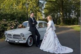 Huwelijk Tessa en Jan Willem.