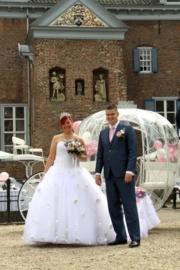 Huwelijk Kimley en Thijs