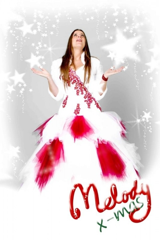 Marlies als Melody de zingende schminkster 5