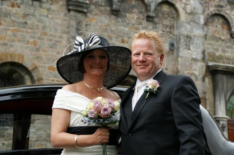 Huwelijk Toos en John