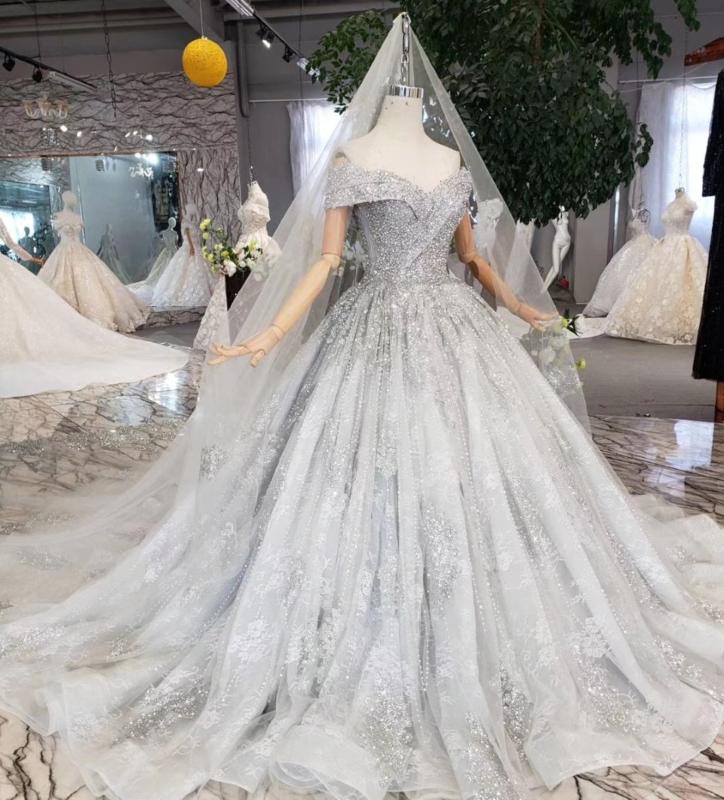 Zeer Luxe Exclusieve Bling Sissi Gypsy Bruidsjurken Van 1499