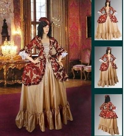 Baroque jurk 205