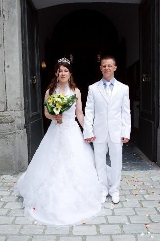 Huwelijk Wendy en Davy 4
