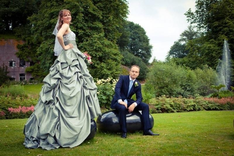 Huwelijk Mirjam en Werner 2