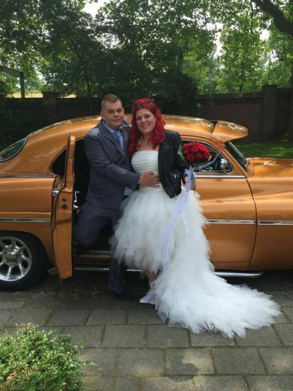 Huwelijk Robbin en Ben.