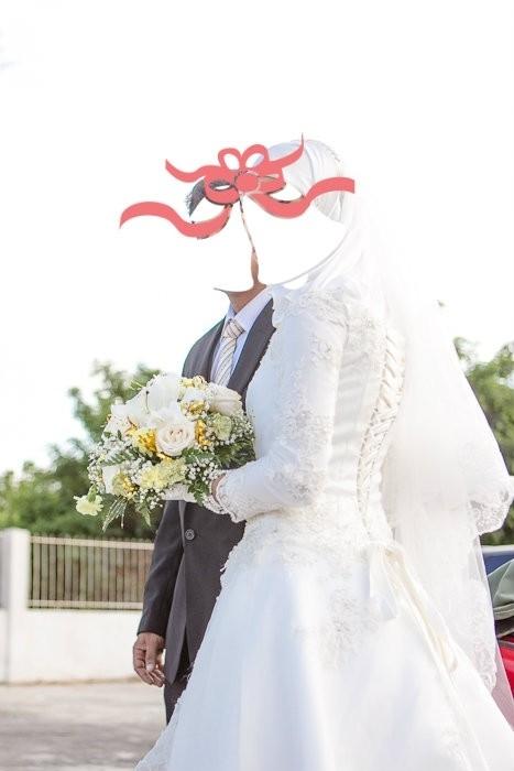 Huwelijk van Nilou en Tariq