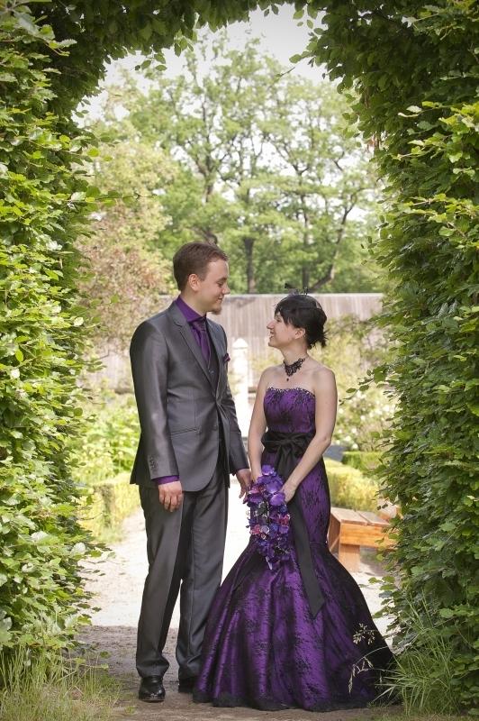 Huwelijk Ilse en haar man