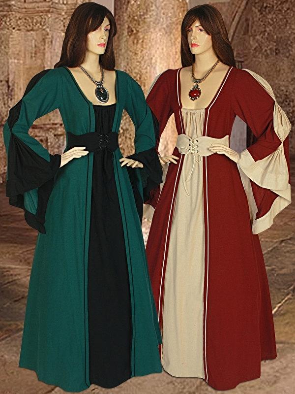 Middeleeuwse jurk 104