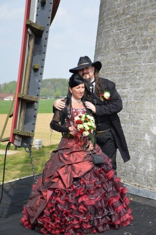 Country huwelijk Anneken en Patrick 3