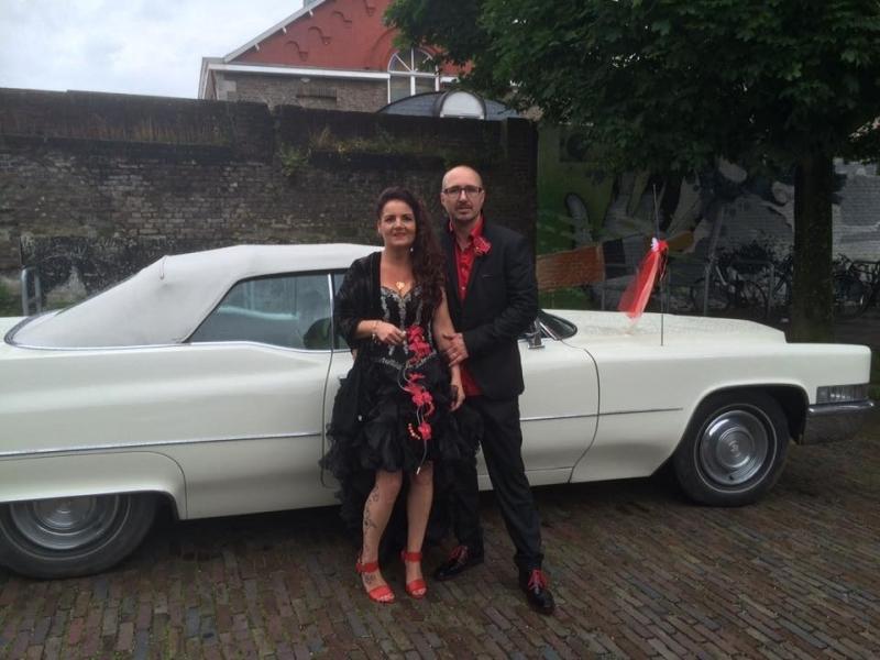 25 jarig huwelijk Nicol en Manuel