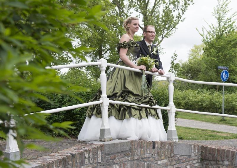 Huwelijk Yvonne en Jeroen
