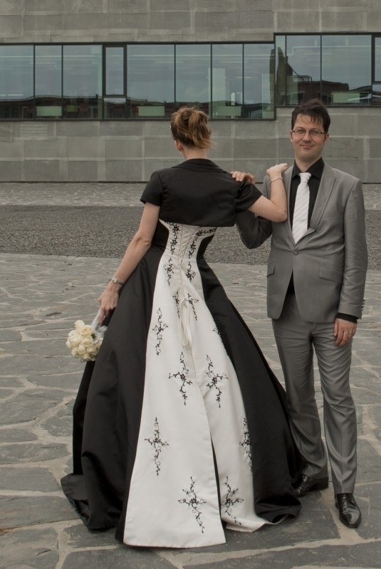 Huwelijk Daniella en Wouter 2