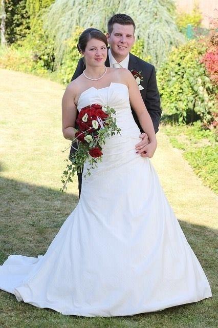 Huwelijk Stefanie en Jan