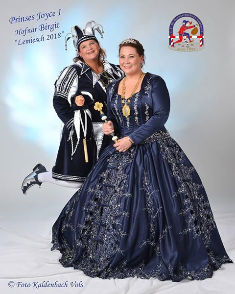 Carnaval Prinses Joyce 1 van C. V. De Grensschiebere