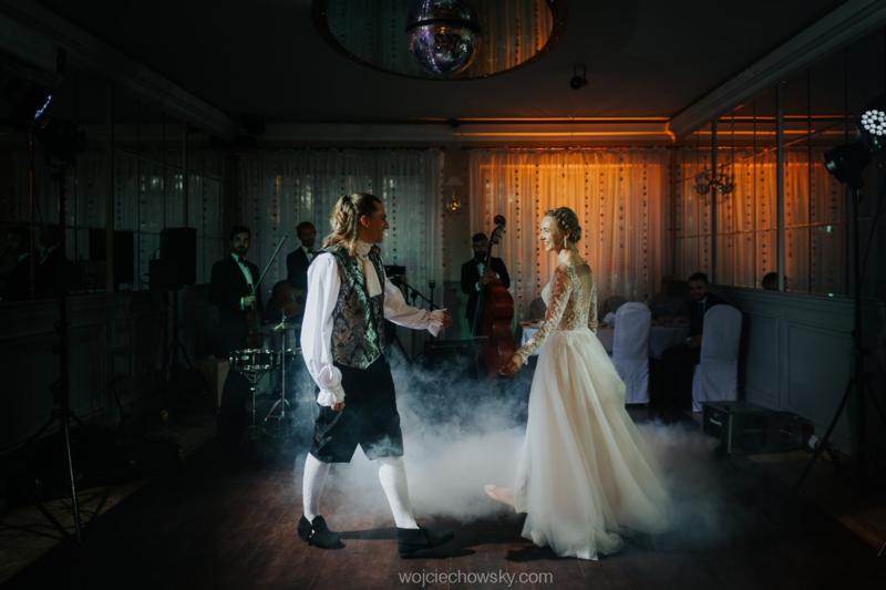 Huwelijk Jorrit en Beata.
