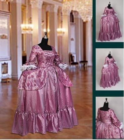 Baroque jurk 204