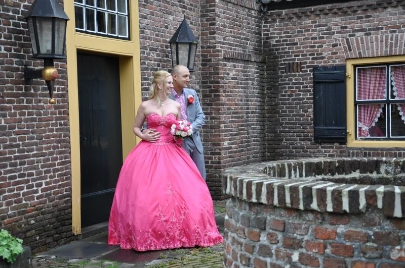 Huwelijk Myrthe en Niels 2